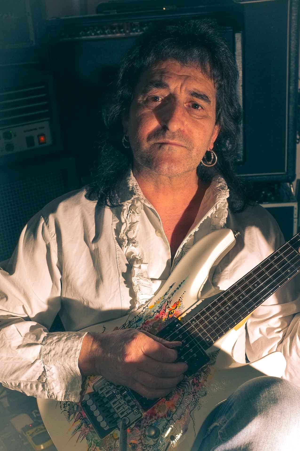 La bio di Jean Merech, musicista e pittore