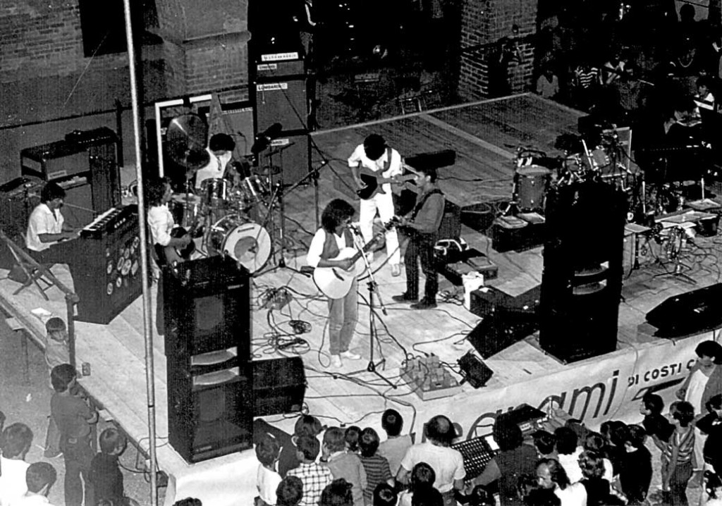 Jean Merech in concerto 1981