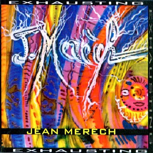 Exhausting cd copertina di Jean Merech