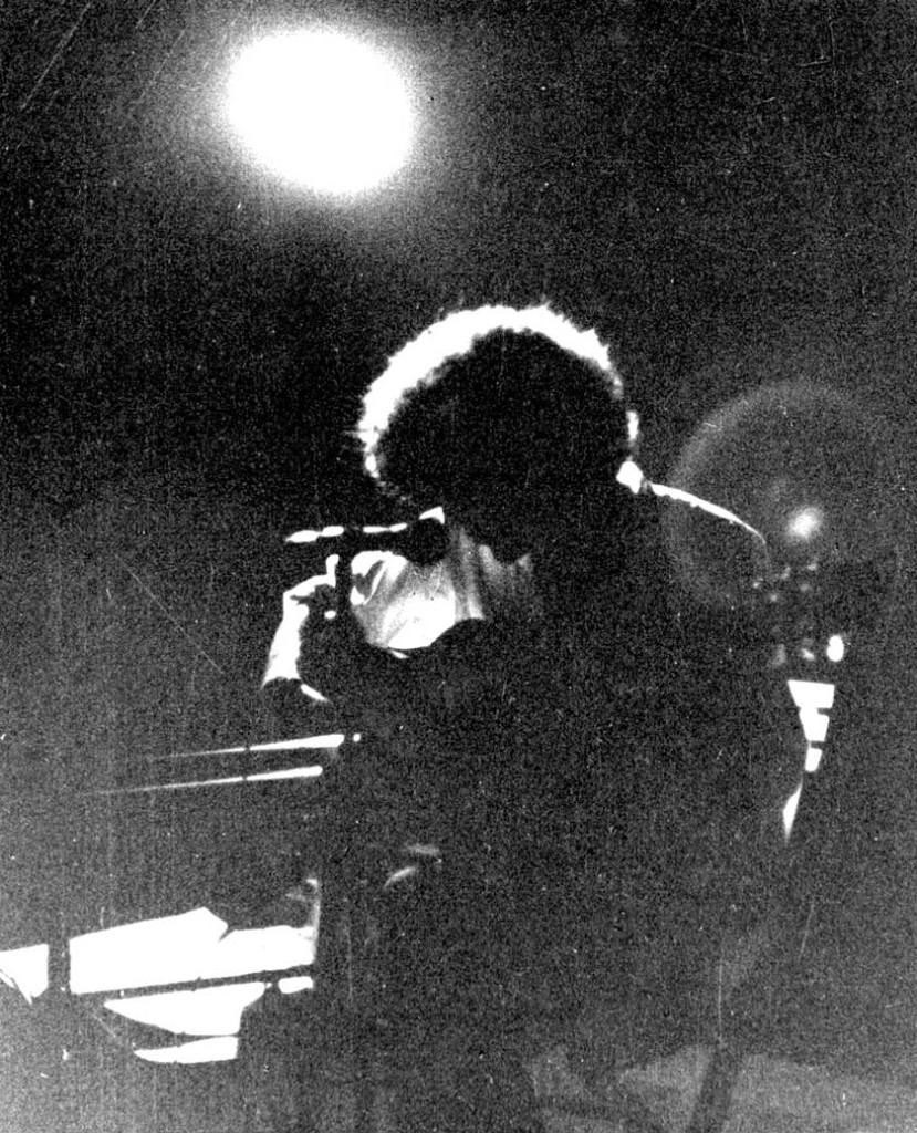 Jean Merech, in tournee con Angelo Branduardi