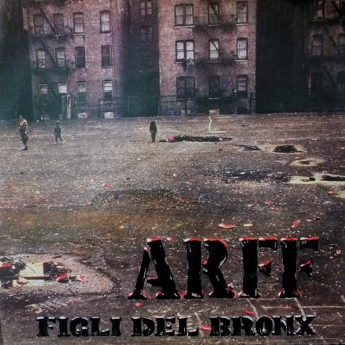 Il secondo disco di Jean Merech con gli ARFF - Figli del Bronx, uscito nel 1986
